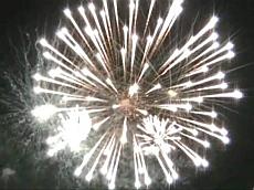 feuerwerk, Silvester, neujahr, 2008, jahr, neu