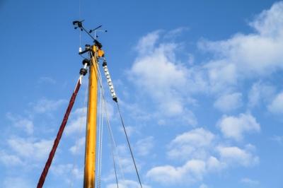 Neue Medien in KMU nutzen - Antennenmast