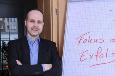 Hallo! Sven Lehmann ist Ihr Coach oder Unternehmensberater.