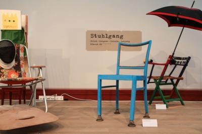 Designs´Open, Leipzig 2016 - Projekt Stuhlgang