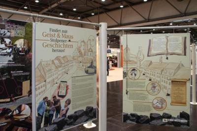 """Anerkennungspreis City-Offensive Sachsen """"Ab in die Mitte"""" 2016 für die Stadt Stolpen."""