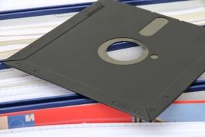 """Diskette - Datensicherung vor """"Urzeiten"""""""