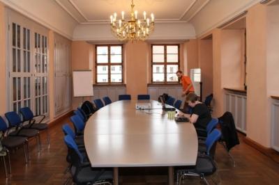 Grimma - Toller Raum für den Workshop Lebensfreundliches Unternehmen