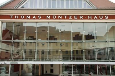 Thomas Müntzer Haus in Oschatz