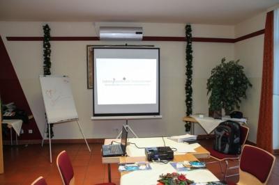 Delitzsch - Workshop Lebensfreundliches Unternehmen, unser Workshopraum