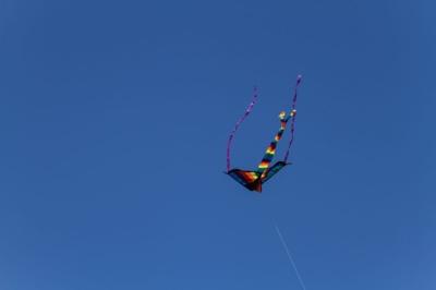 Drachen im Wind oder Service ohne Personal