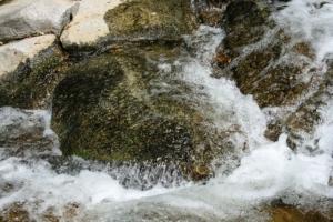 Steine und das richtige Wasser - Marketing