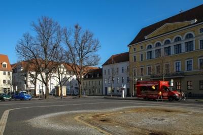 """Delitzsch - der Frischemarkt besteht seit Jahren aus einem """"Hähnchenwagen""""!"""