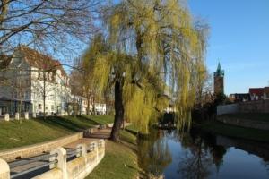 Delitzsch - Am Wallgraben, Stadt- und Regionmarketing in Nordsachsen