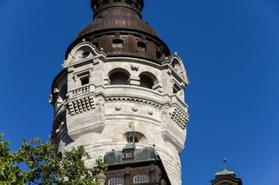 Leipzig - Für das Coaching lohnt es sich manchen Turm zu erklimmen!
