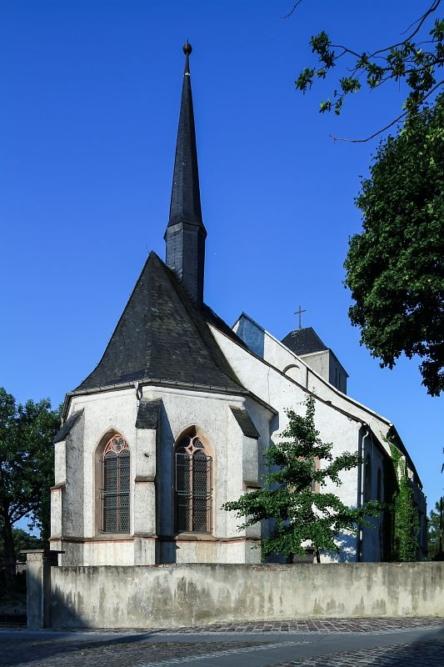Martin Luther predigte hier in der St. Marienkirche in Eilenburg