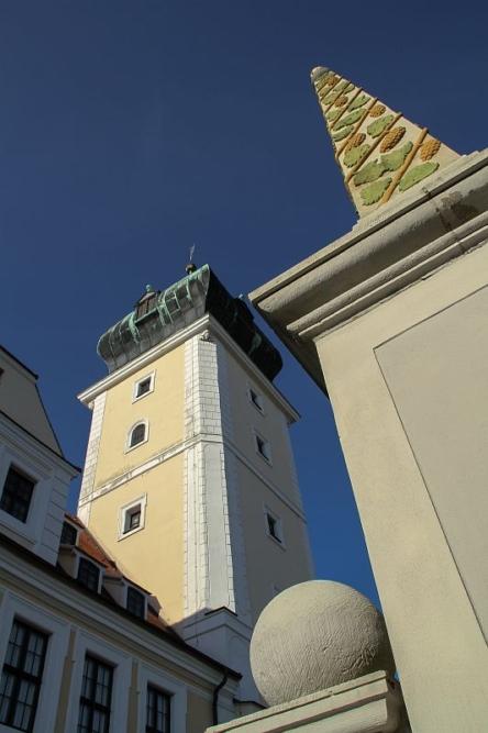 Barockschloss in Delitzsch - Archiktekturperle in Nordsachsen