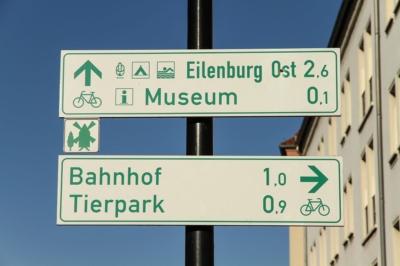 Wegweiser Digitalisierung für KMU - Eilenburg Schilder