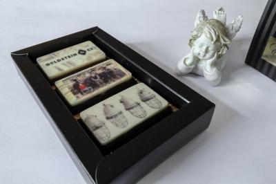 Goldstein & Co. in Leipzig - Original Schweizer Schokolade von der Ehliger Bäckerei - Konditorei - Confiserie AG