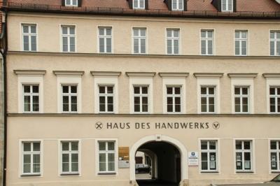 Haus des Handwerks in Torgau