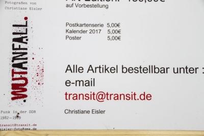 Christiane Eisler - Projekt Wutanfall