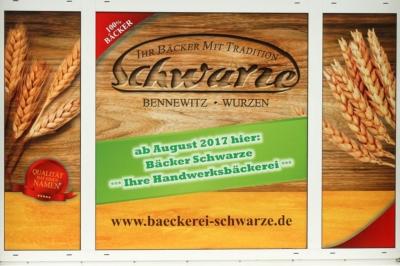 Eilenburg - Bäckerei Schwarze aus Bennewitz eröffnet neue Filiale in der Torgauer Straße im Zentrum der Stadt