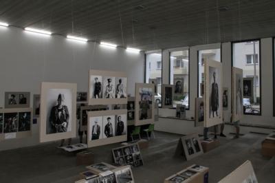 Fotoausstellung Wutanfall - Fotografien von Christiane Eisler in der Galerie KUB Leipzig