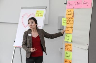 Leipzig - HR Innovation Day 2017, Birgit Mallow, Organisationsberatung München
