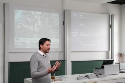 Leipzig - HR Innovation Day 2017, Joachim Diercks, Geschäftsführer Cyquest GmbH, Hamburg
