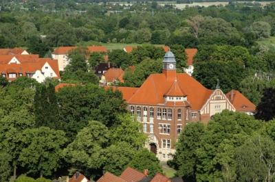Eilenburg - Grüne Stadt mit reichlich Lebensqualität, zwischen Grün, Wasser und leckeren Essen