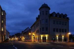 Bäckerei & Konditorei Schwarze - Eröffung der neuen Filiale in Eilenburg am Torgauer Tor, hier zur Blauen Stunde
