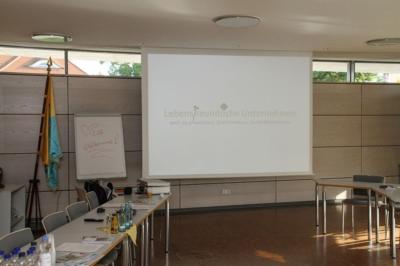 Coswig im Rathaus - Workshop zur Fachkräftesicherung im Landkreis Meißen