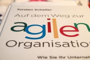 agile Organisation - natürlich auch für KMU!