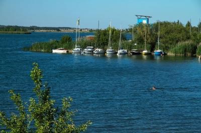 Eilenburg - Kies- oder Ostsee mit Wasserskianlage und Strand