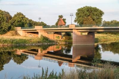 Muldenbrücke zu Eilenburg