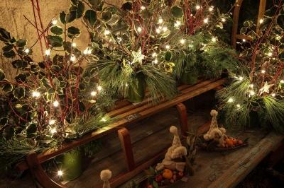 Schmachtende Weihnachtswerbung - aber gern doch!