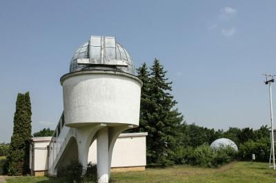 Sternwarte und Planetarium zu Eilenburg