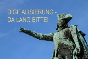 Digitalisierung - Wer weiß schon wo es lang geht?!