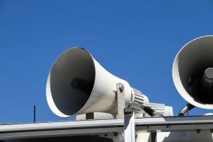 Einen Lautsprecher braucht es zur Finanzmarktkommunikation vielleicht nicht unbedingt!
