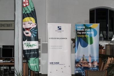 Leipzig - Marketingherausforderungen annehmen