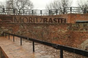 """Moritzbastei in Leipzig - auch ein Veranstaltungsort zu """"Leipzig liest""""!"""