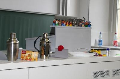 HR Innovation Day 2018 HTWK Leipzig - So schaut es vor dem kaputten Teller aus