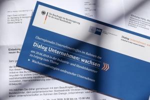 Unternehmertreffen in Leipzig
