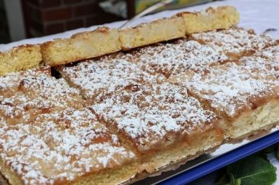 Eilenburg - Erster Praxis-Schnuppertag auch mit dem Streuselkuchen vom Wohlfühl Café