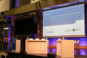 Arbeit 4.0 - Konferenz in Leipzig mit Ideen, Lösungen und Entwicklungsräumen