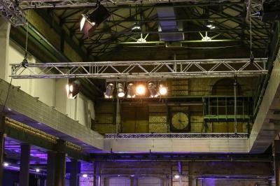 Arbeit 4.0 - Konferenz in Leipzig mit Ideen, Lösungen und Entwicklungsräumen, Werk 2 als Symbol für Wandel