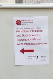 Workshp in der offenen Werkstatt Leipzig - KI und deren Anwendung auch in KMU
