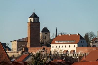 Eilenburg - die Burg oder die Reste des Schlosses