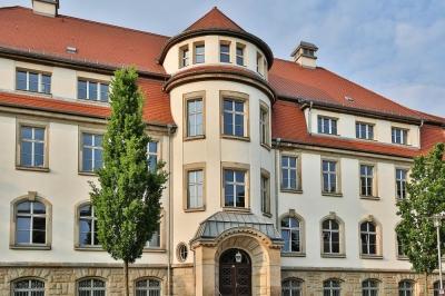 Zum HR Innovation Day 2019 an der HTWK in Leipzig - Gutenbergbau