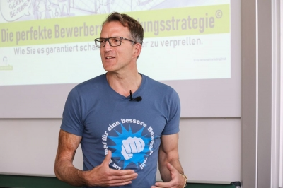 HR Innovation Day 2019 an der HTWK in Leipzig - Henner Knabenreich